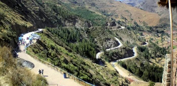 Turistando Peru Pisac entrada2 Pisaq de tirar o fôlego: uma prévia para Machu Picchu