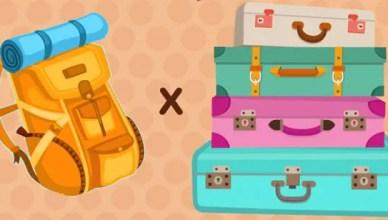 Mala ou mochila