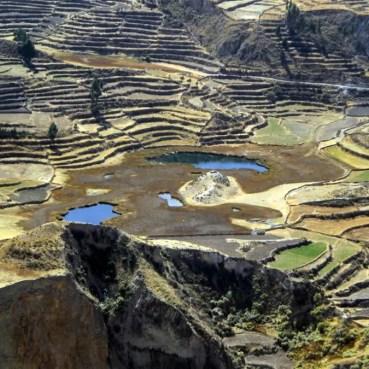 %name Conhecendo o Vale do Colca no Peru