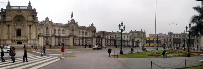 %name Conhecendo a cidade de Lima, a capital do Peru