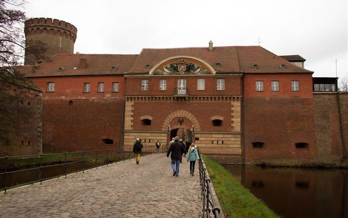 A cidadela de Spandau Zitadelle