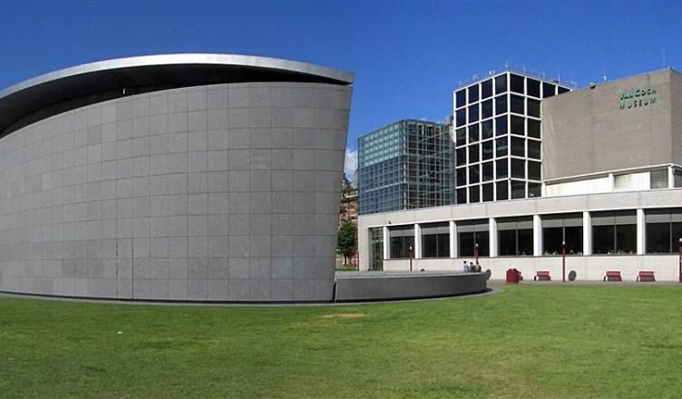 O Museu Van Gogh em Amsterdam