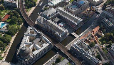 Museumsinsel, a Ilha dos Museus de Berlim