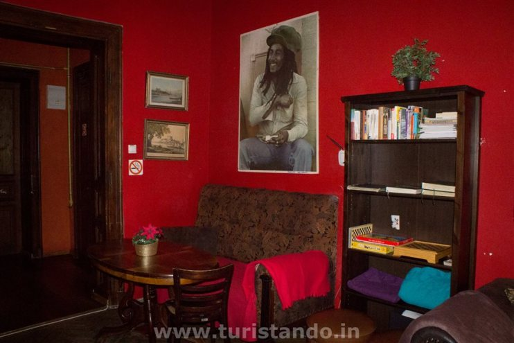 %name O Downtown Backpackers em Bratislava