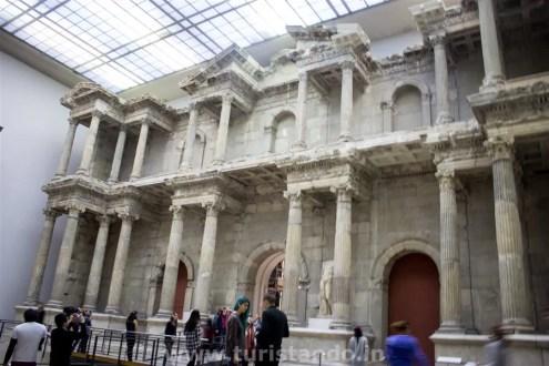 %name O Museu Pérgamo em Berlim.