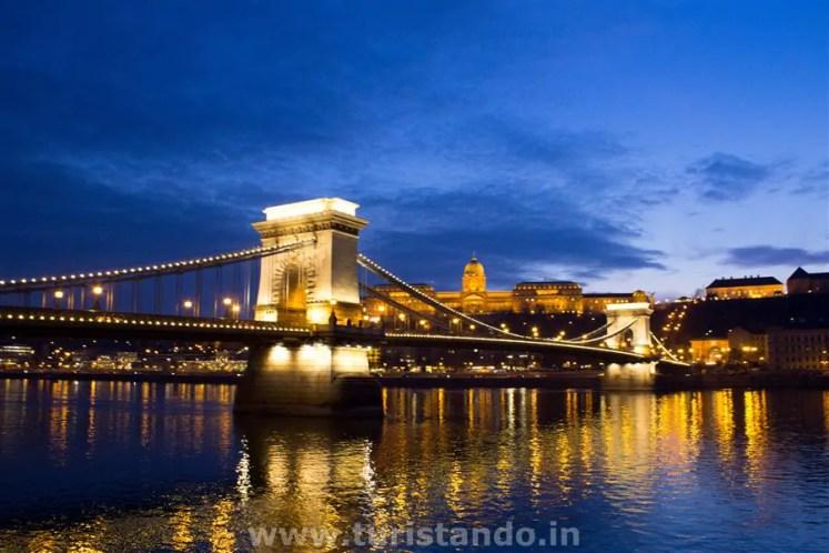 Budapeste Chain Brigde 3 As mais lindas pontes da Europa que atravessei