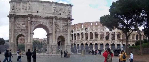 roma antiga 6 1024x449 e1510439462953 Os 20 mais importantes pontos turísticos em Roma