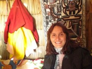 Turistandoin Peru Isla de Uros 13 300x225 Excursão para a Ilha flutuante de Uros