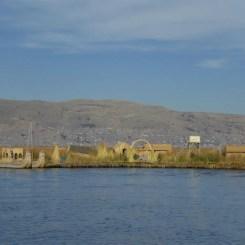 %name Excursão para a Ilha flutuante de Uros