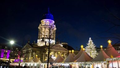 mercadinhos de Natal de Berlim
