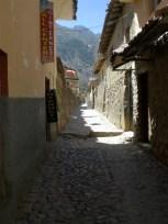 %name Visitando a cidade e fortaleza de Ollantaytambo