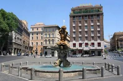 piazza barberini 35 atrações para você visitar na parte central de Roma (Roma Barroca)
