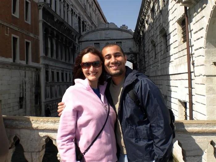 Venezia 07abr08 Ponte dei Sospiri 5 Lua de Mel na Europa: 8on8 nas cidades clichês