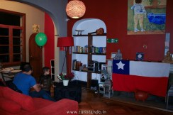 %name Onde se hospedar em Santiago do Chile: Hostal Bella 269