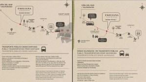 %name Vinícolas no Chile: Tour degustação na Emiliana