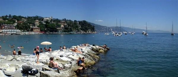 Sta. Margarita 21giu08 9 600x260 Road Trip pelo litoral italiano: De Gênova à Cinque Terre