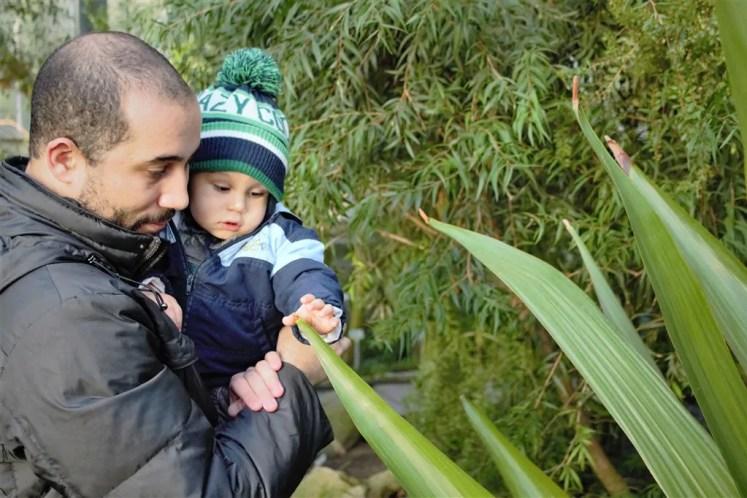 foto 3 jardim botanico Berlim [8 ON 8] – Crianças também viajam (e nem sempre atrapalham os pais)