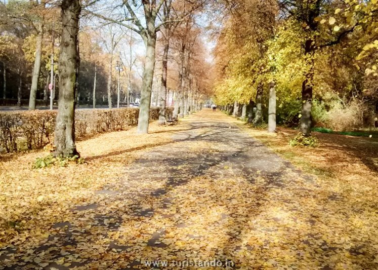 8on8 Turistandoin Tiergarten Berlim outono inverno 001 [8 ON 8] O Tiergarten Berlim no outono e inverno