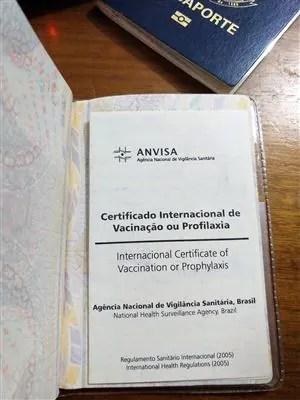 Como tirar o certificado internacional de vacinação contra a febre amarela 1 Como tirar o certificado internacional de vacinação contra a febre amarela