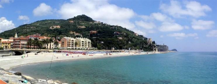 %name As praias da Ligúria na Itália