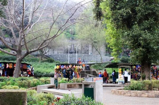 Turistando.in Chile Cerro San Cristobal Santiago 09 julho 2017 12h54 003 601x400 O Zoológico de Santiago no Parque Metropolitano