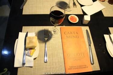 Turistandoin Santiago do Chile Restaurante Don Quijote 004 375x250 Onde comer bem em Santiago do Chile? Restaurante Don Quijote