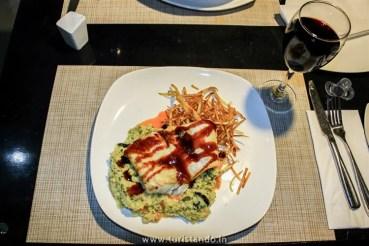 %name Onde comer bem em Santiago do Chile? Restaurante Don Quijote