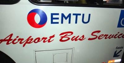 Bus Service linha 257 da EMTU ônibus barato do Tatuapé para o aeroporto de Guarulhos2 400x206 As linhas de ônibus e para o Aeroporto de Guarulhos   GRU (do barato ao confortável)