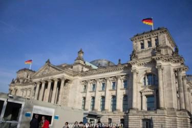 Berlim 31ott2015 01 2 1024x682 Como visitar a cúpula do Parlamento alemão   Reichstag em Berlim