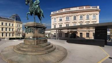 Conhecendo o Museu Albertina em Viena #museumweek