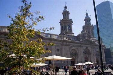Chile O que fazer em Santiago Turistando.in 01 376x250 Super guia Chile: O que fazer de graça em Santiago