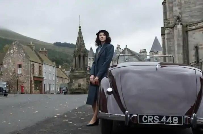 outlander escenarios inverness falkland Claire [8 on 8] 8 cenários de Outlander nas Highlands da Escócia