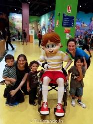 Parque da Monica SPcomCriança blog Turistando.in 17 187x250 São Paulo com crianças: O Parque da Mônica