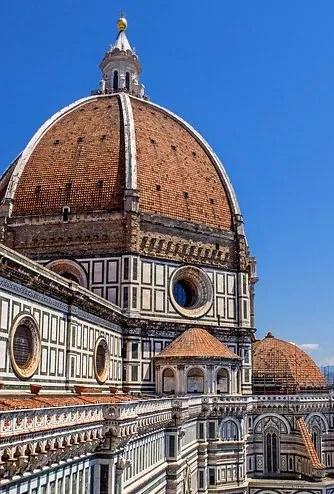 igrejas de Florença Santa Maria del Fiore cupula bruneleschi e1532304004748 As igrejas de Florença que você tem que conhecer