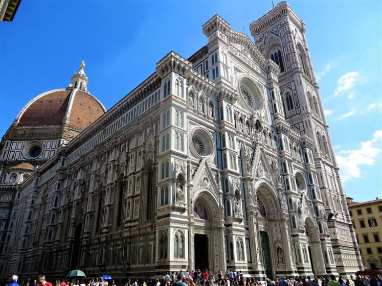 igrejas de Florença Santa Maria del Fiore As igrejas de Florença que você tem que conhecer