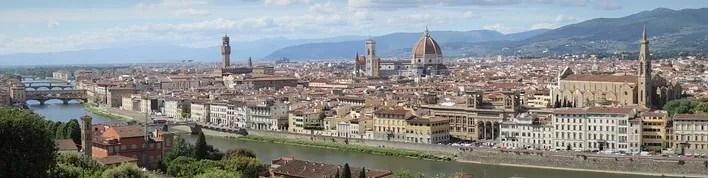 igrejas de Florença panorama de firenze 8 cidades italianas que sempre sonhei em conhecer