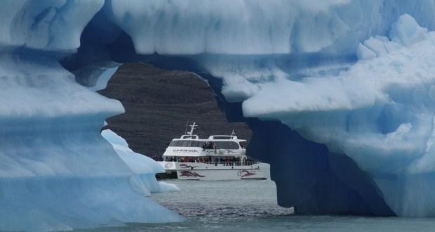 Como é o trekking sobre a geleira Perito Moreno