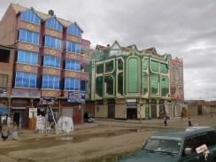 El Alto e sua arquitetura