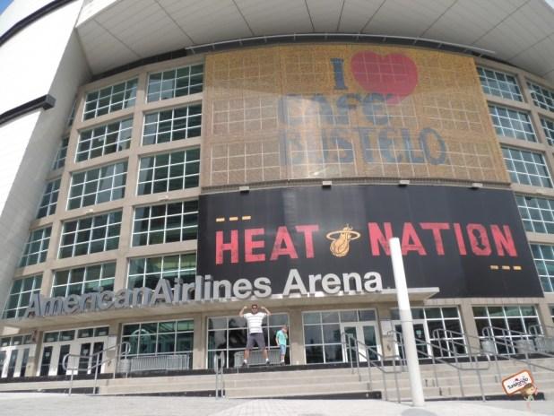 American Airlines Arena Miami