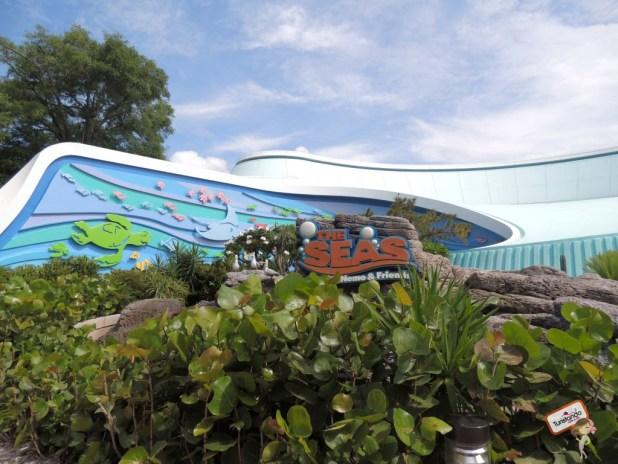 The Seas - um passeio pela história do Nemo.