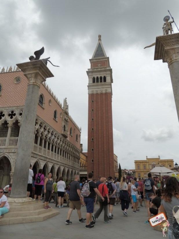Itália em miniatura!!