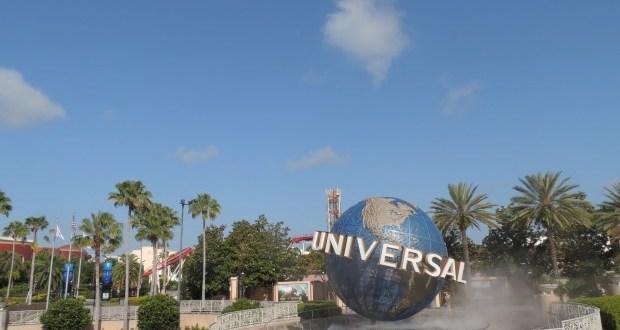 Como é o famoso parque: Universal Studios Florida