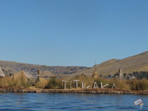 Lago Titikaka - Passeio até a Ilha de Uros