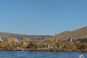 Puno, Lago Titicaca e as Ilhas flutuantes de Uros no Peru