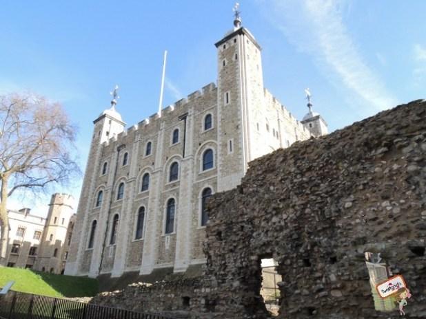Por dentro da Torre de Londres