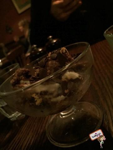 Genaro´s Tiramisu no restaurante do Jamie Oliver :)