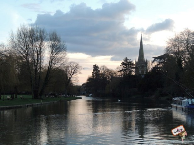 Pra fechar o post, uma das vistas mais lindas da Inglaterra!