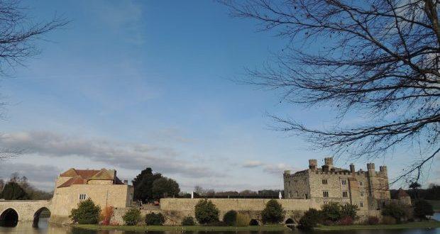 Passeio de Londres até o Castelo de Leeds, Dover e Canterbury