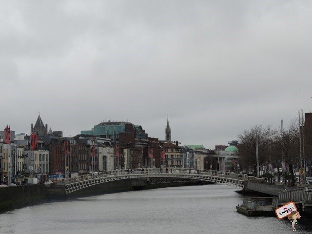 Ha´Penny Bridge