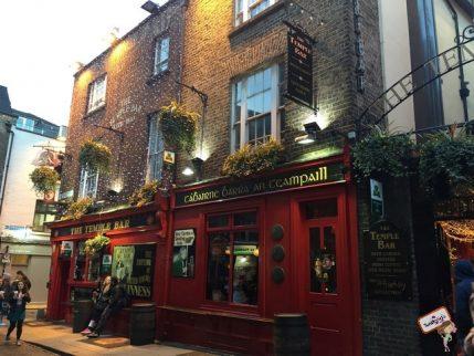 Roteiro de 4 dias em Dublin e Cliffs of Moher